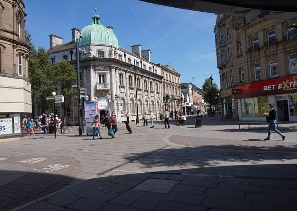Doncaster streets busier than pre-lockdown