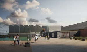 Plans for Grimsby Youth Zone submitted