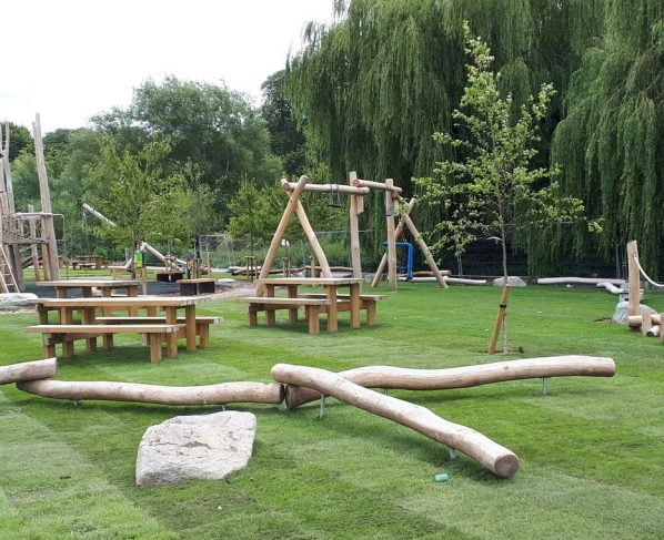 Excitement as Oxhey Activity Park close to completion