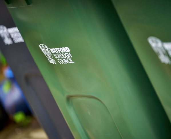 Watford bin changes coming next month