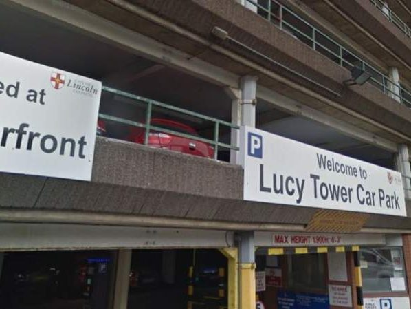 Intimidating incidents in Lincoln's car parks