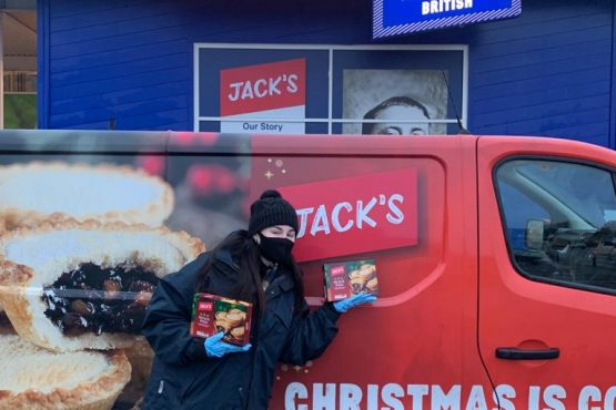 jacks immingham delivers feel good hampers
