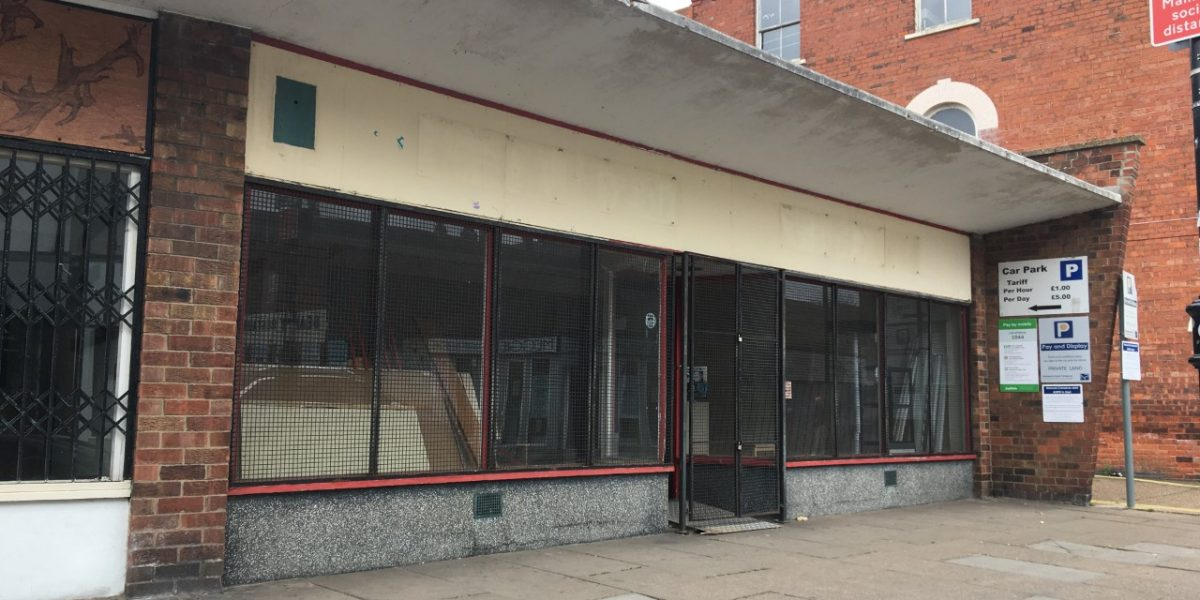 Conversion planned for former Cleethorpes shop